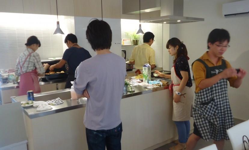 料理パーティー
