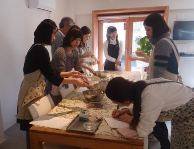 料理教室11.22.2