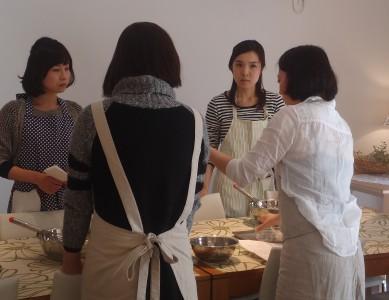 料理教室11.22
