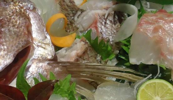 大黒鯛料理3